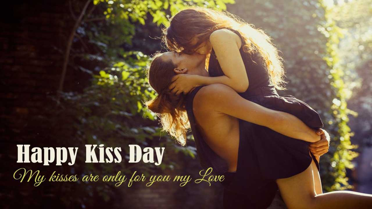 Kiss Day Messages For Love