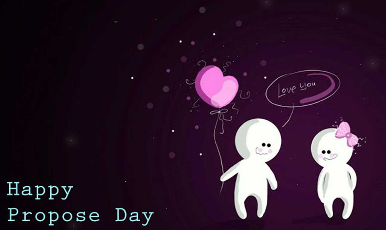 Messages On Happy Propose Day