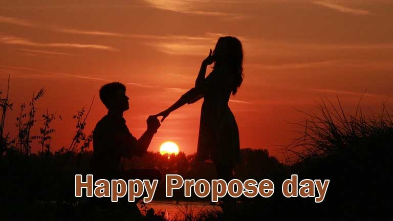 Photos of Propose Day