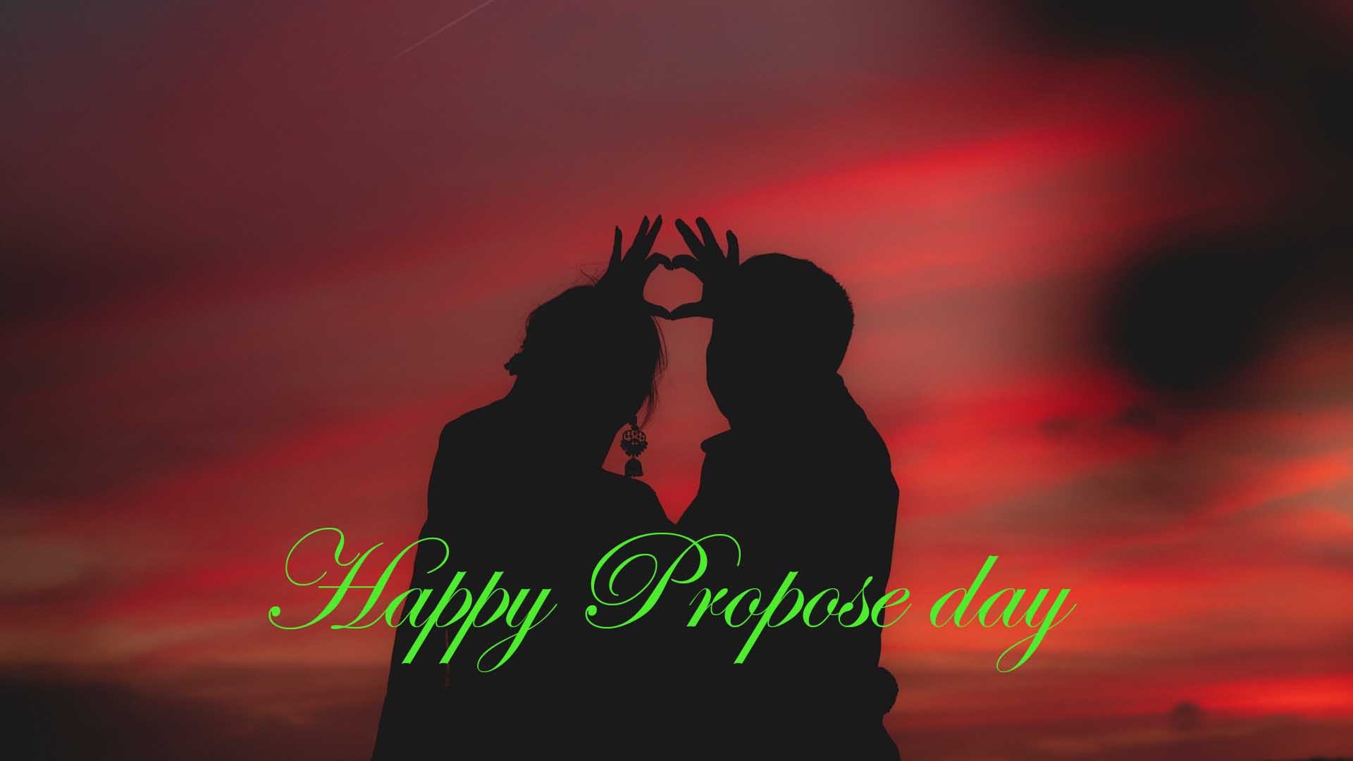 Pictures of Propose Day