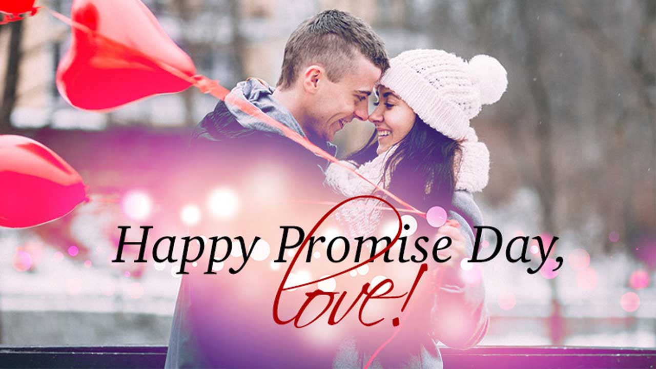Promise Day Messages For Love
