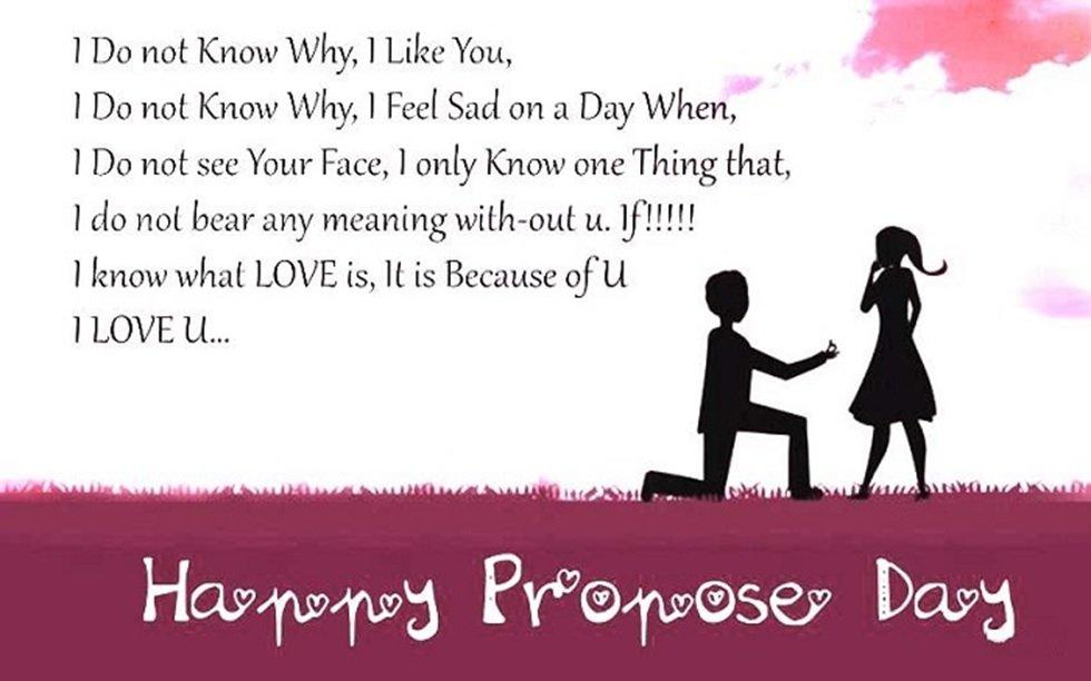 Romantic Love Proposal Images