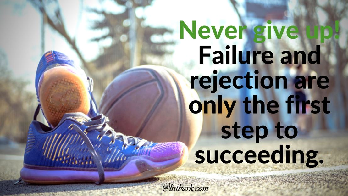 Short Sports Quotes