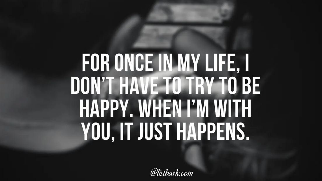Sweet Quotes About Love