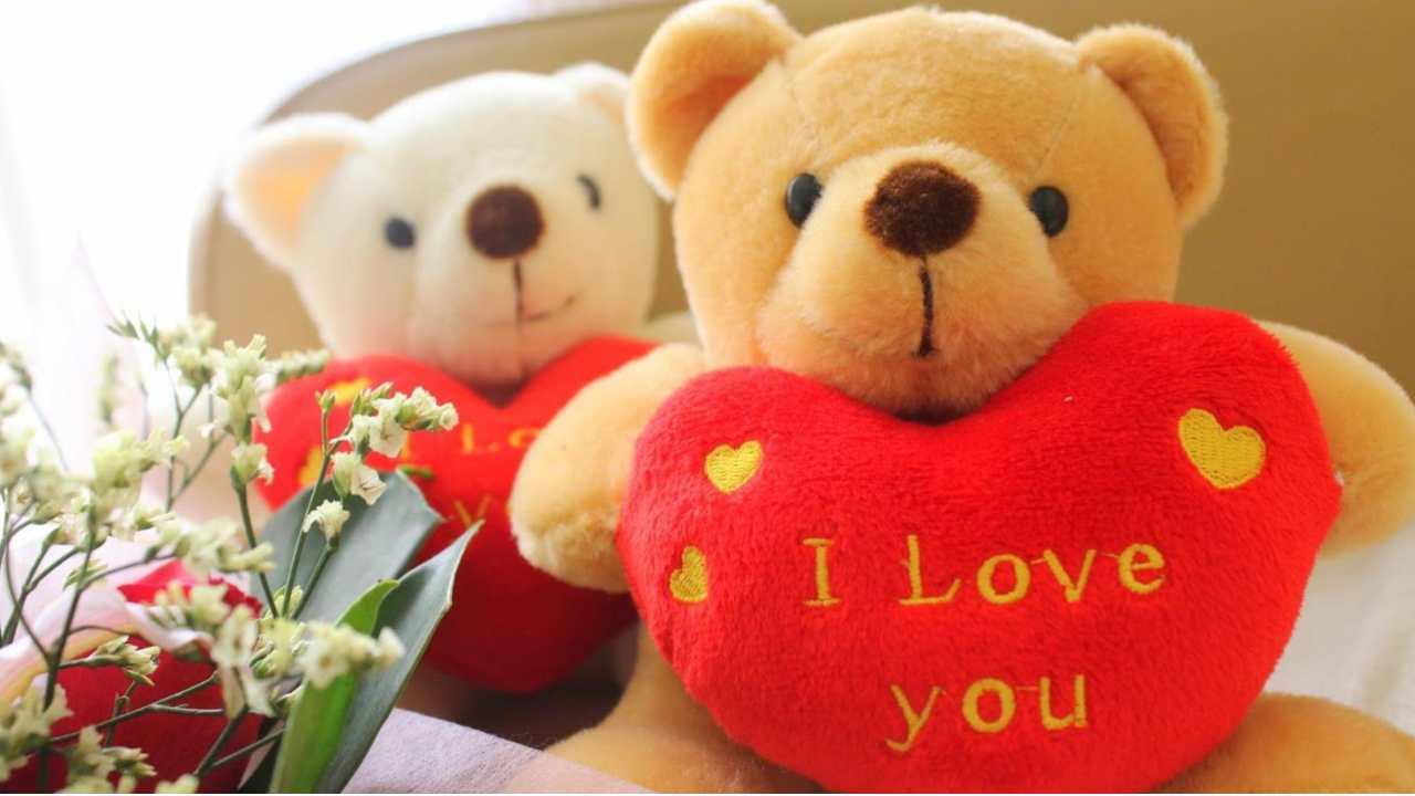 Teddy Bear Messages for Boyfriend