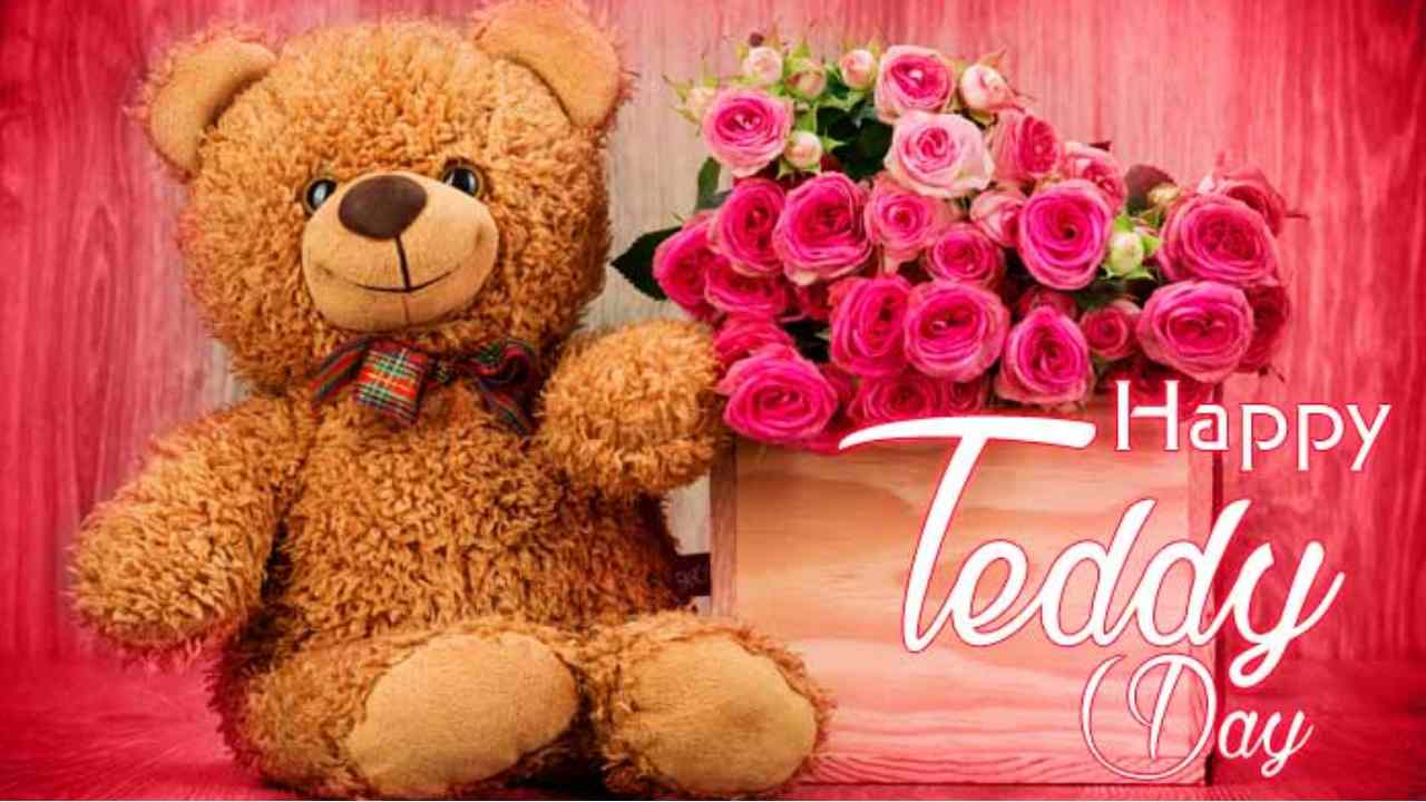 Teddy Bear Messages for Friends