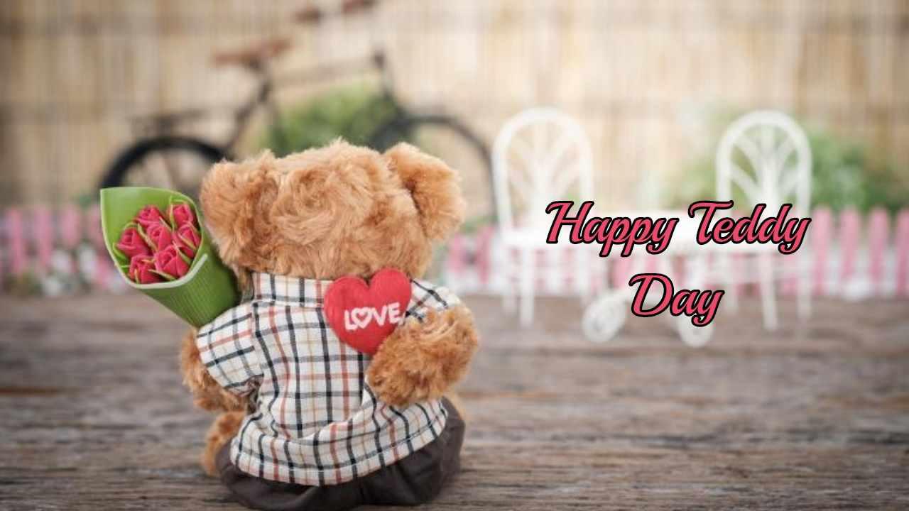 Teddy Bear Messages for girlfriend