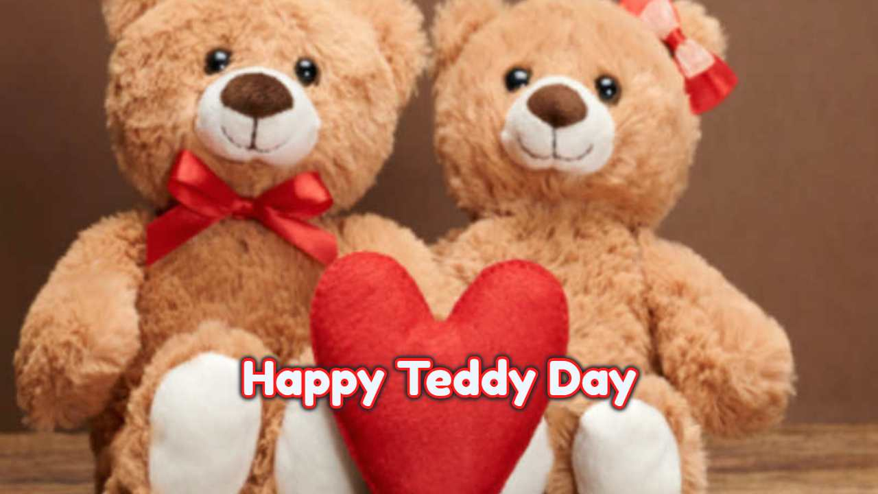 Teddy Day Messages For Couple