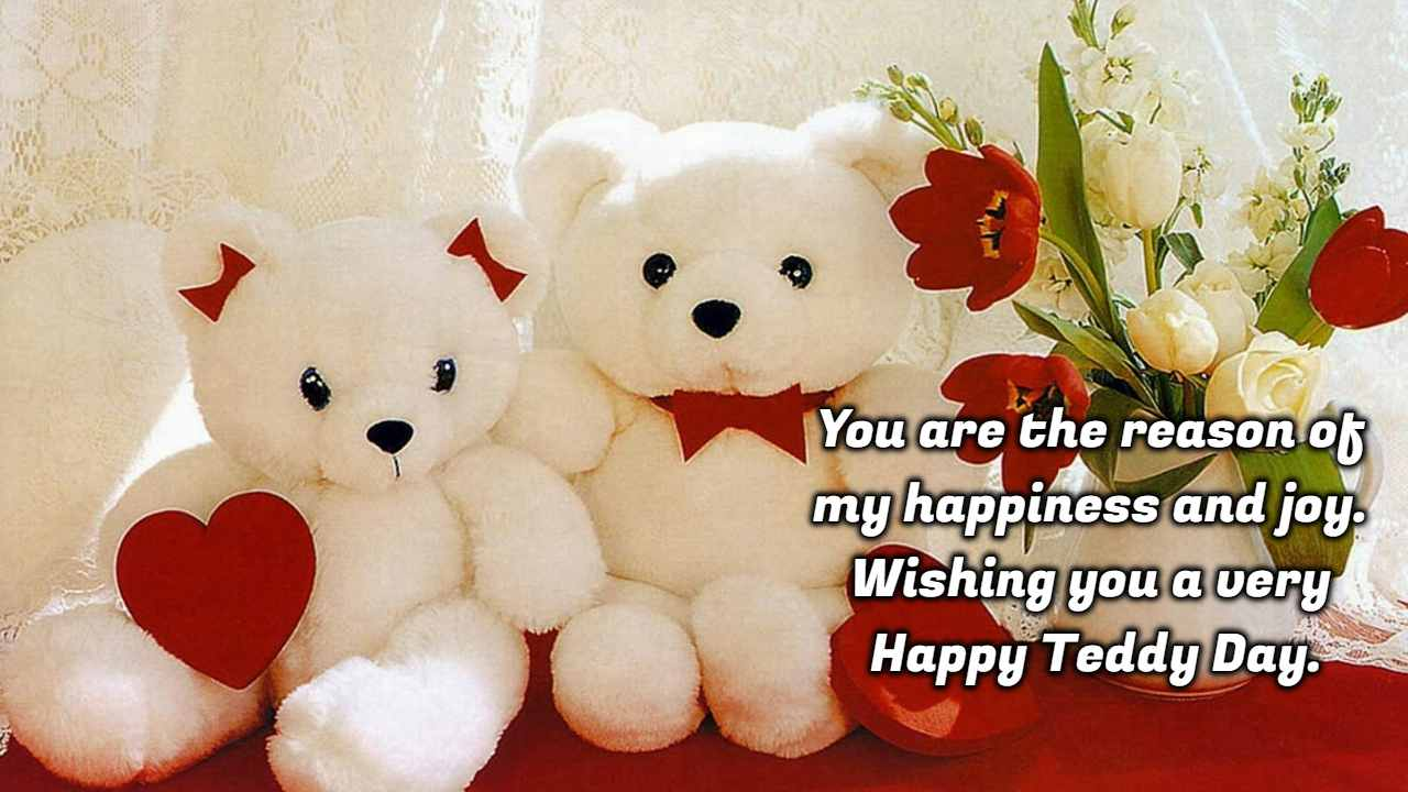 Teddy Day Messages in English
