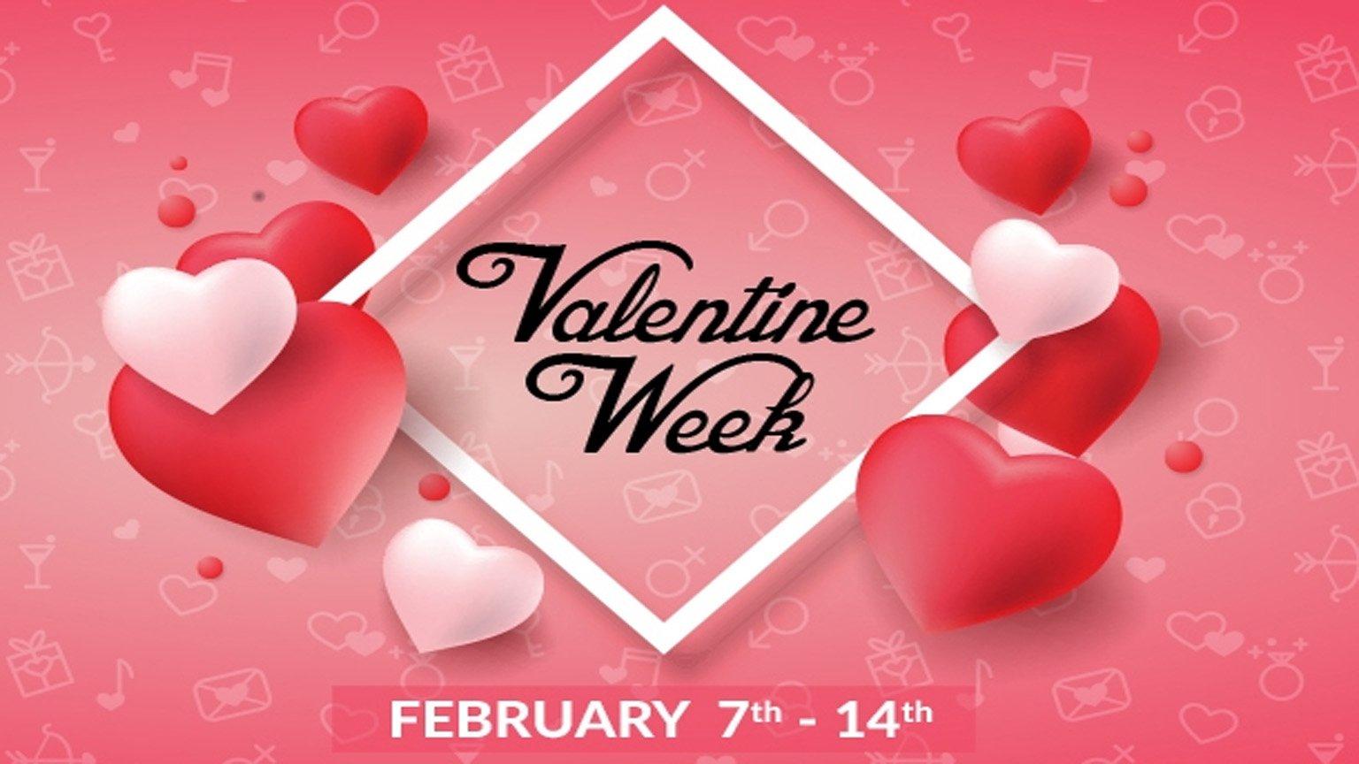 Valentine's Week