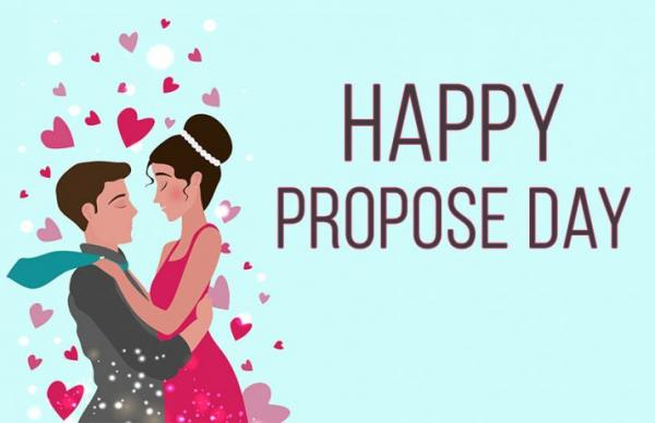 Wallpaper of Propose Day