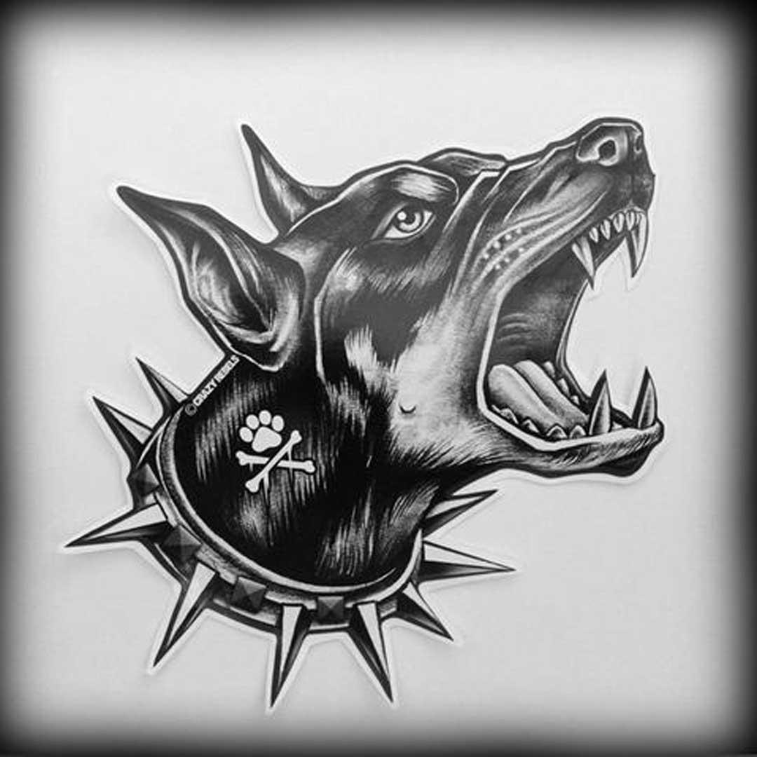 Doberman Tattoo Ideas