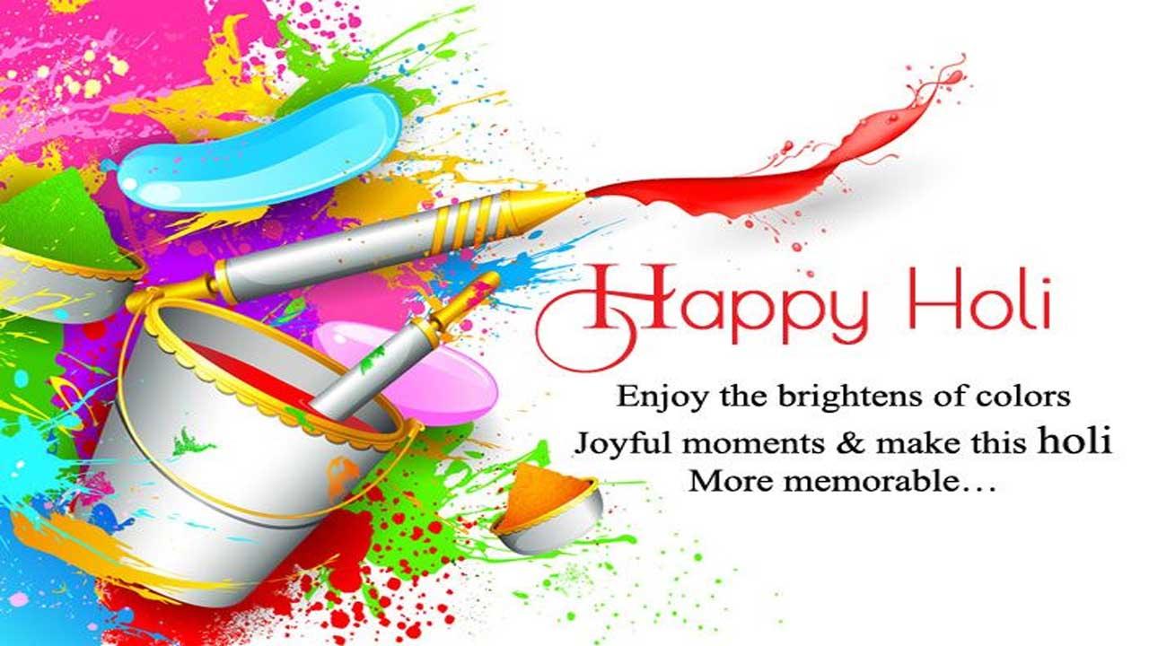 Happy Holi Greetings