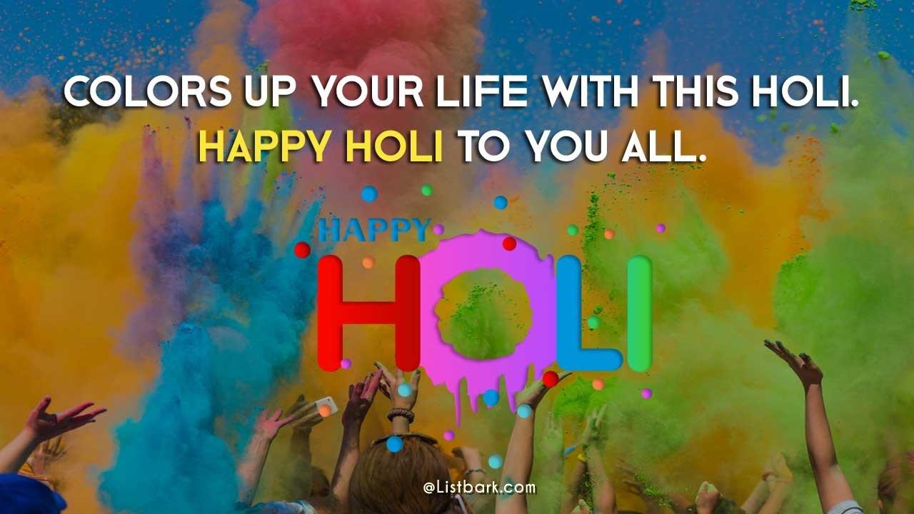 Happy Holi Images Wishes