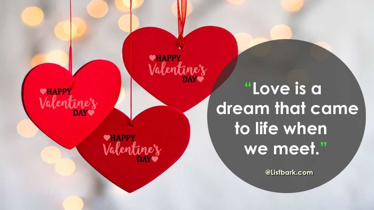 Valentines Day Couple Quotes