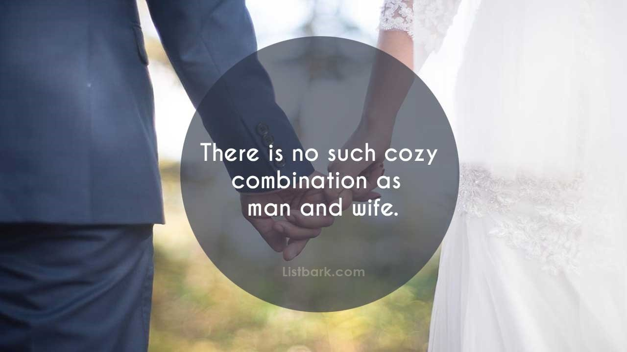 Wedding Quotes About Love