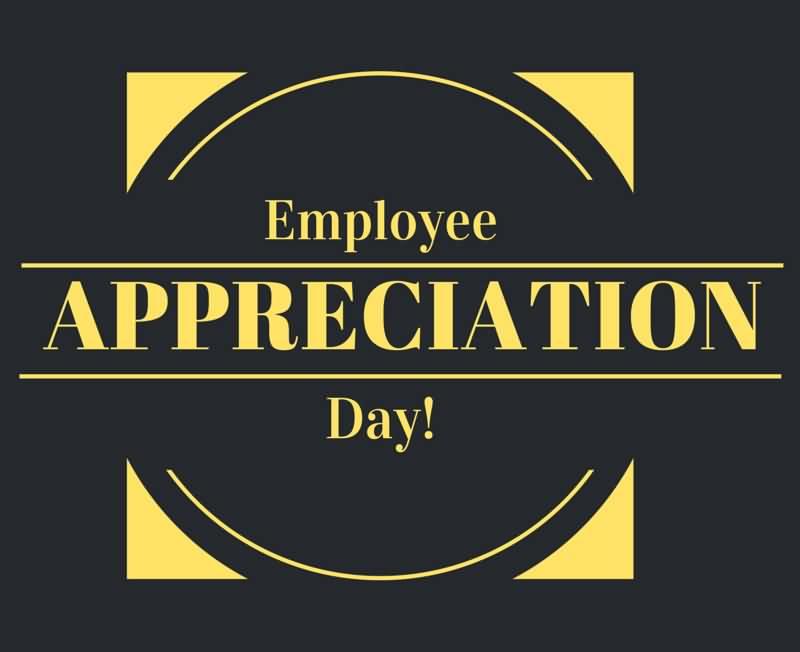 Employee Appreciation Day Card