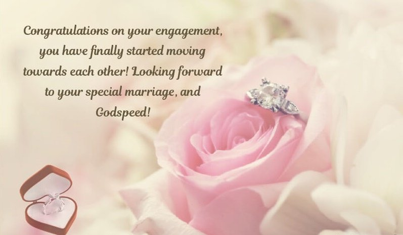 Congratulations Engagement Quotes
