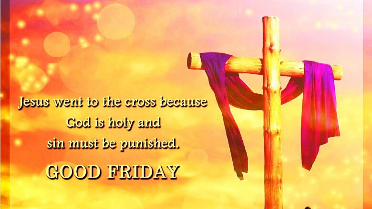 Good Friday Messages Images