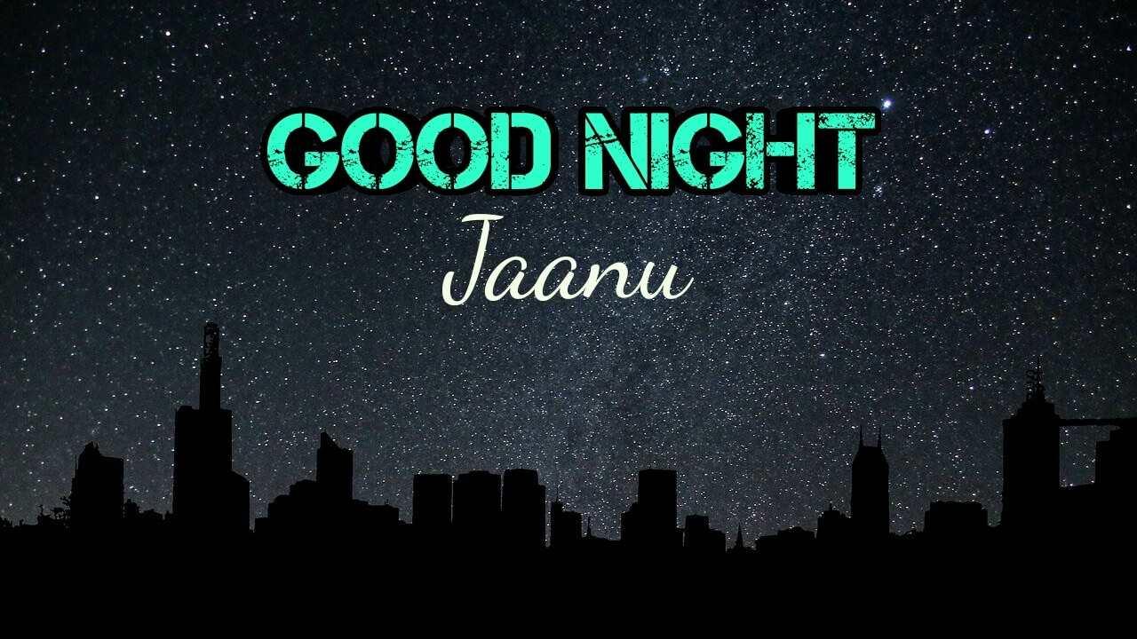 Good Night Jaanu
