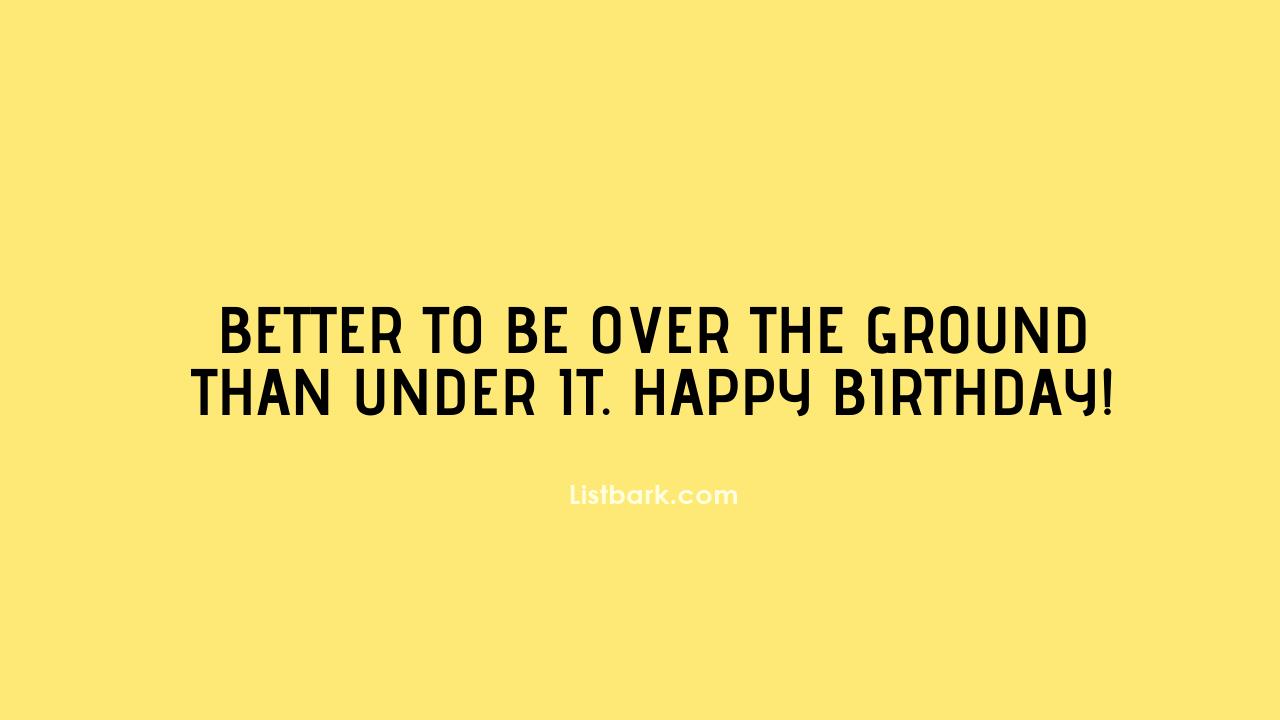Quotes On Happy Birthday
