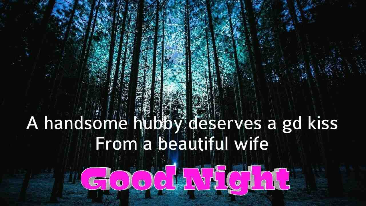 Romantic Good Night Images For Wife