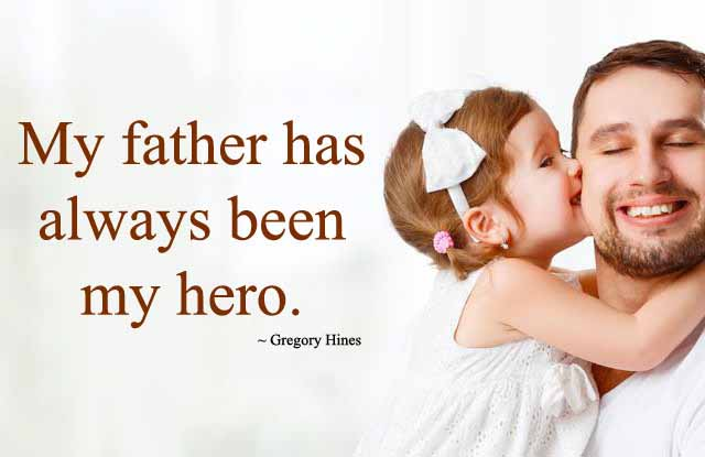 Fathers Day Messages from Daughter