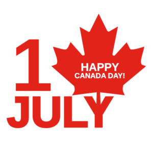 1 july happy canada day