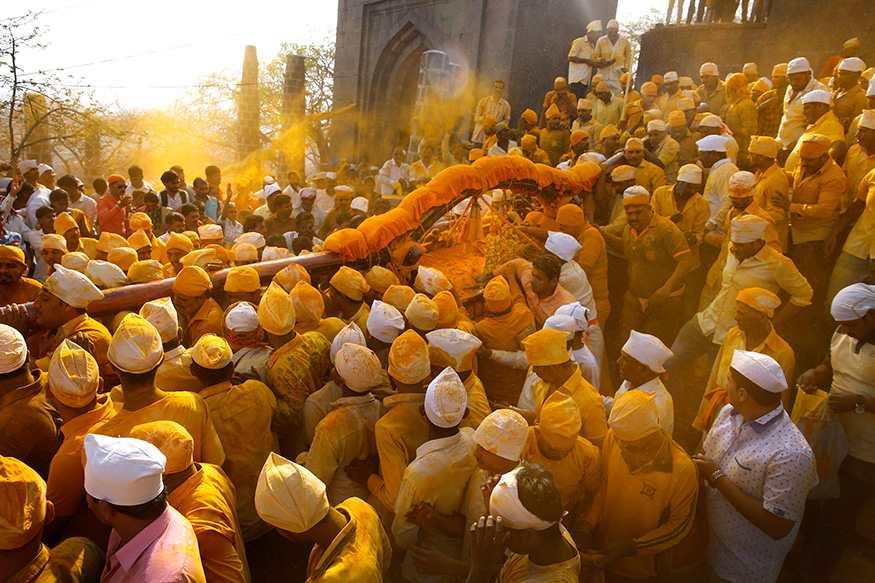 Bhandara Festival Celebration