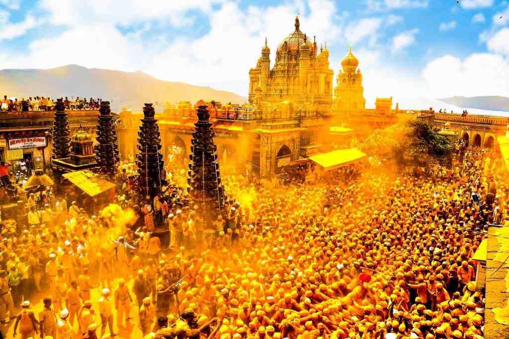 Bhandara Festival Image