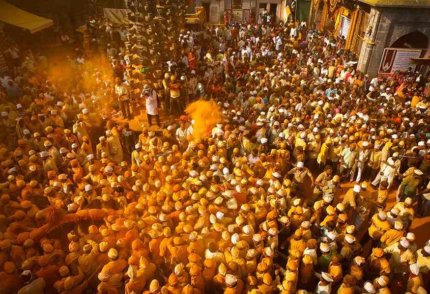 Bhandara Festival Picture