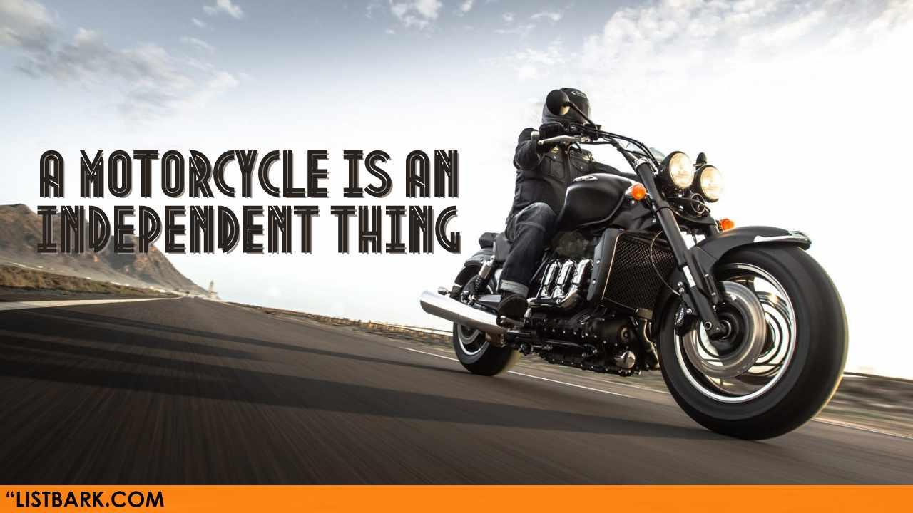 Bike Riding Quotes Sayings