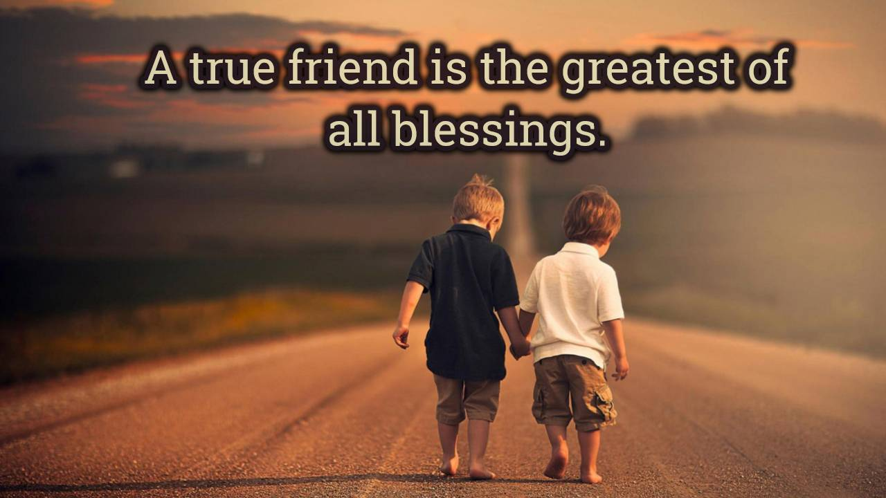 Friendship Status and Quotes