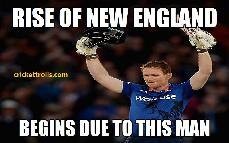 Funny Cricket Meme Rise Of New England Begins Due To His Man Image
