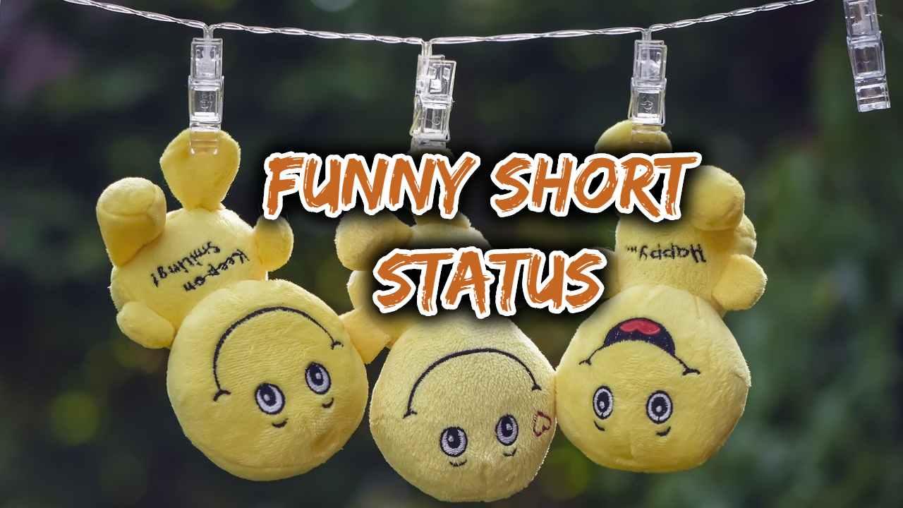 Funny Short Status