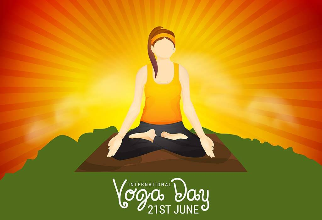 Happy Yoga Day Wishes