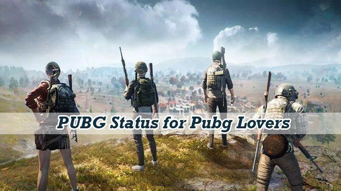 PUBG Status