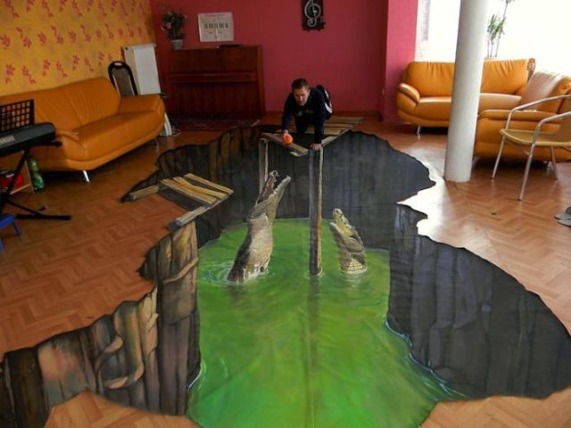 Crocodiles in Your Home