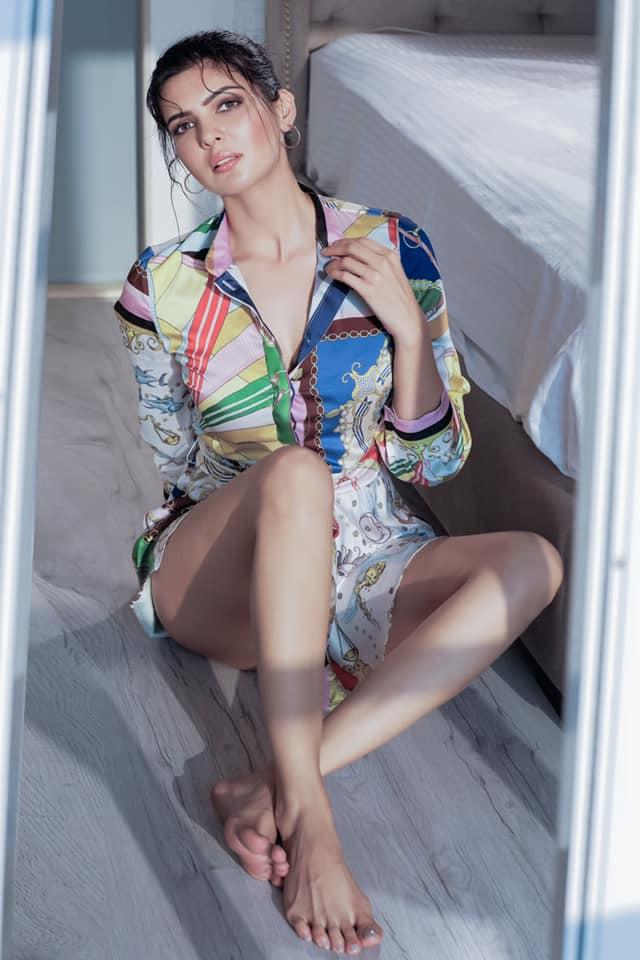 Ihana Dhillon Hot Images