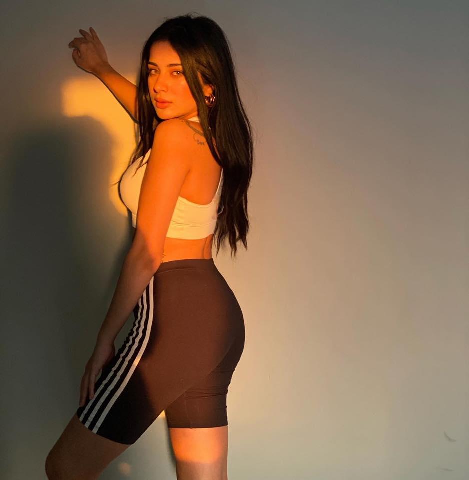 Sara Gurpal Gym Dress