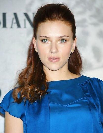 Scarlett Johansson Beautiful