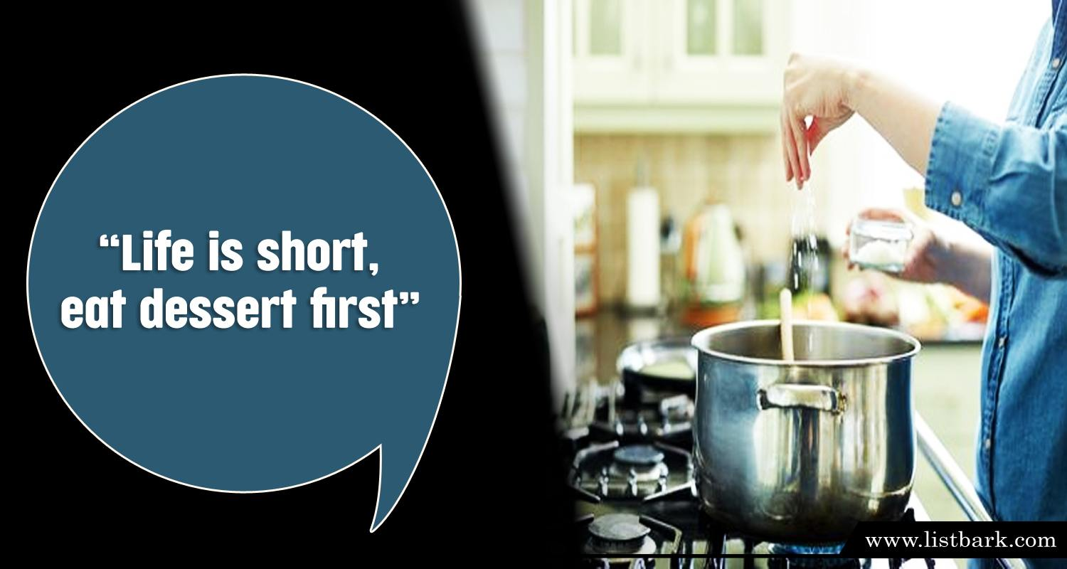 Images of Cooking Quotes in English