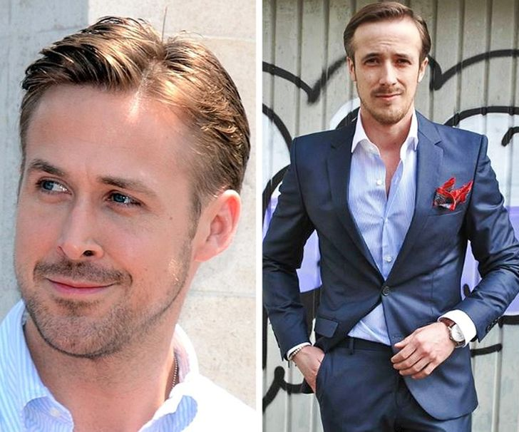 Ryan Gosling and Johannes Laschet