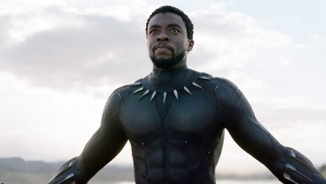 T'CHALLA IMAGES