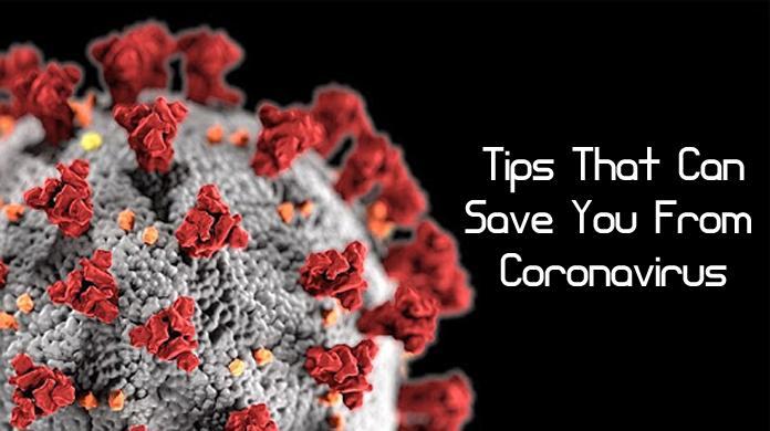 Tips For Coronavirus