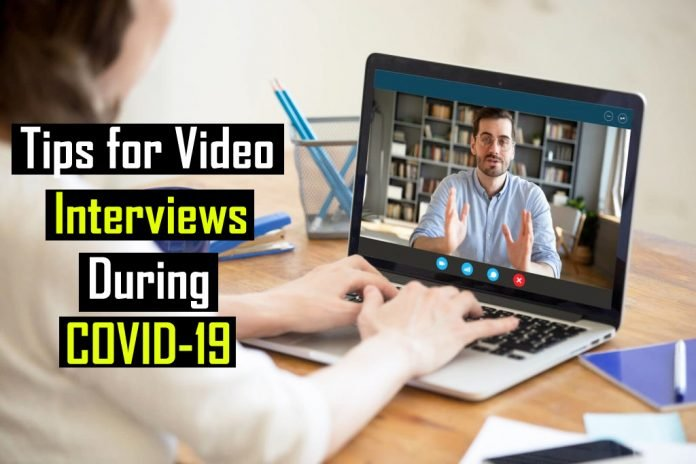 Tips for Remote Interviews