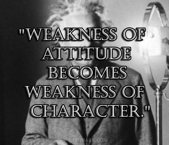 Albert Einstein Thoughts