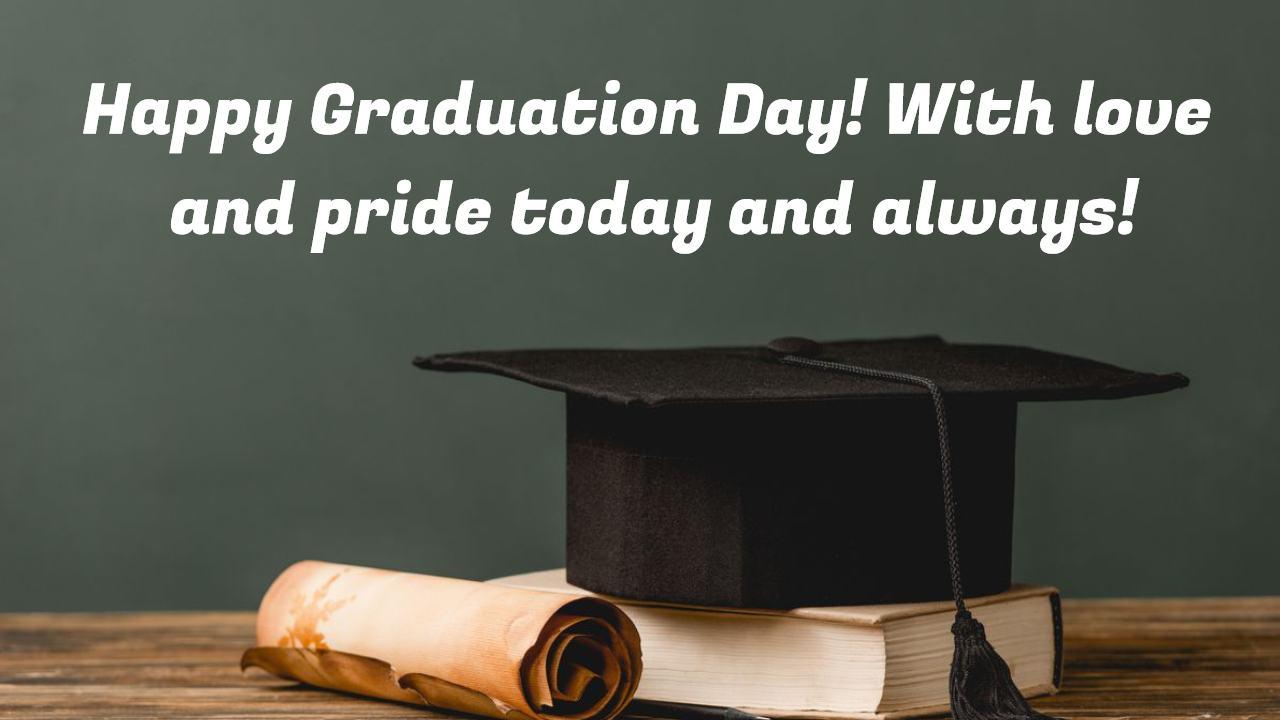 Happy Graduation Day Image