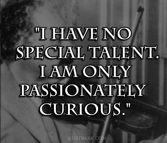 Inspirational Quotes by Einstein