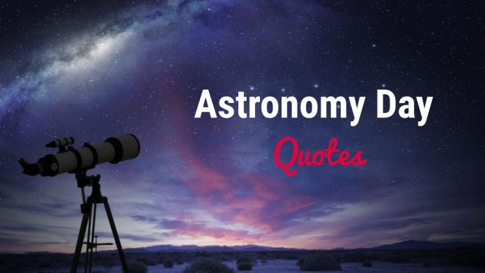 Quotes on Astronomy